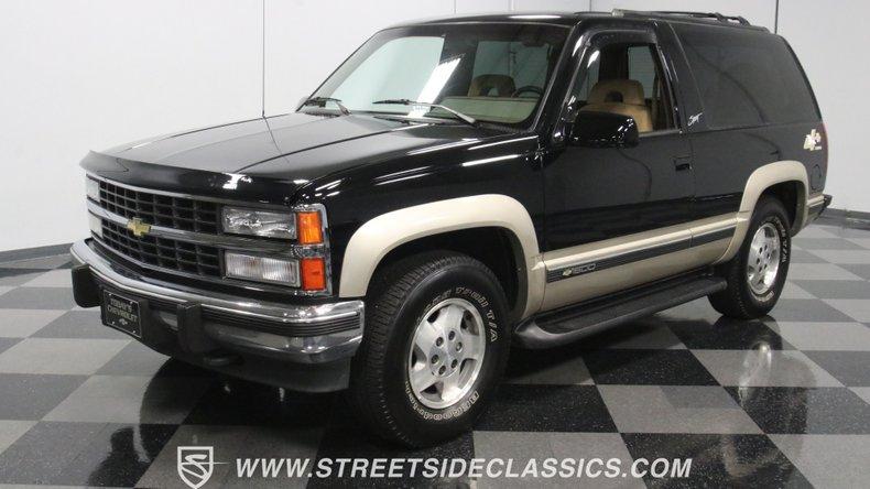 used 1993 Chevrolet Blazer 4x4 car, priced at $16,995