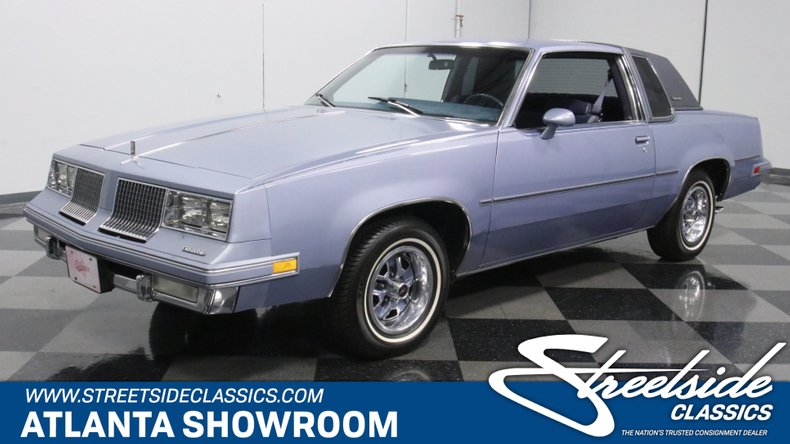 used 1983 Oldsmobile Cutlass car, priced at $14,995