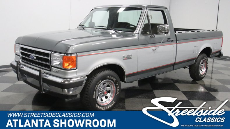 used 1991 Ford F-150 car, priced at $20,995
