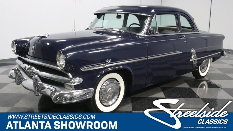 used 1953 Ford Customline car, priced at $16,995