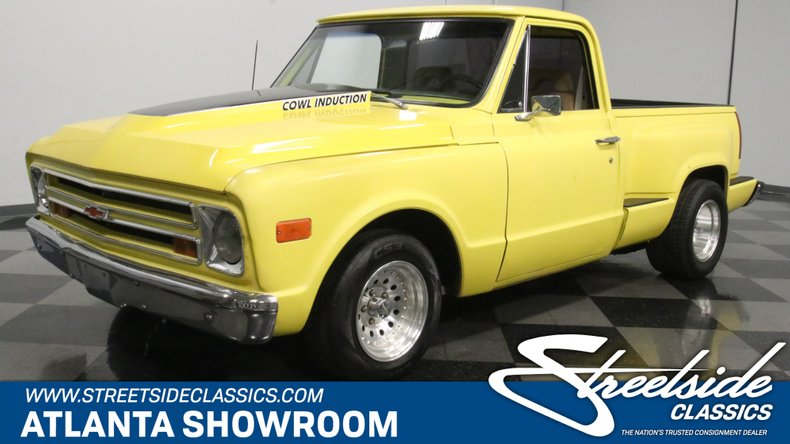 used 1967 Chevrolet C10 car, priced at $19,995