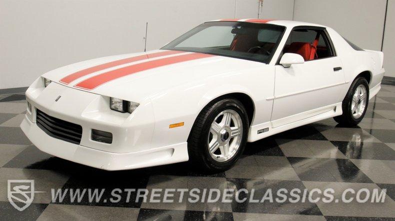 used 1991 Chevrolet Camaro car, priced at $18,995