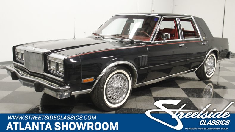 used 1989 Chrysler Fifth Avenue car, priced at $13,995