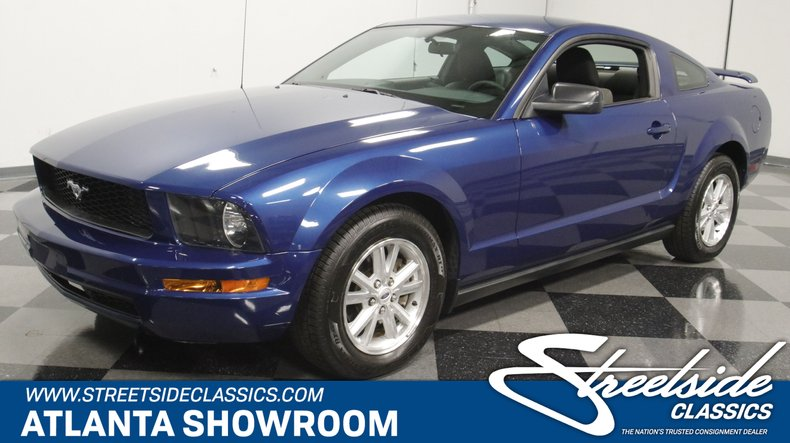 used 2007 Ford Mustang car, priced at $19,995