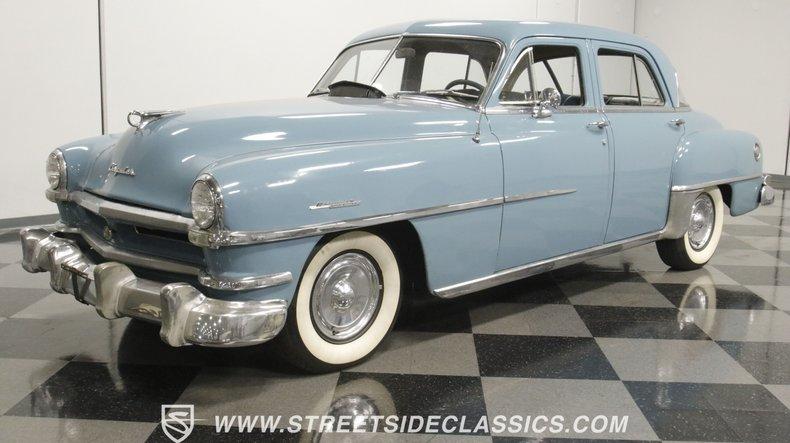 used 1951 Chrysler Windsor car, priced at $12,995