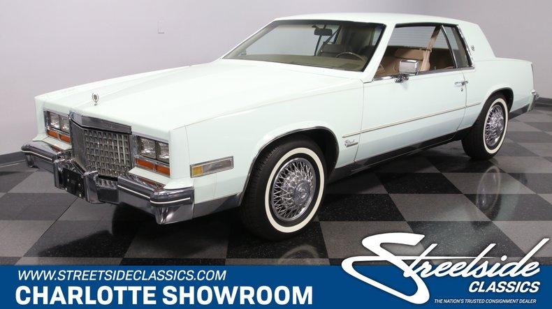 used 1980 Cadillac Eldorado car, priced at $14,995