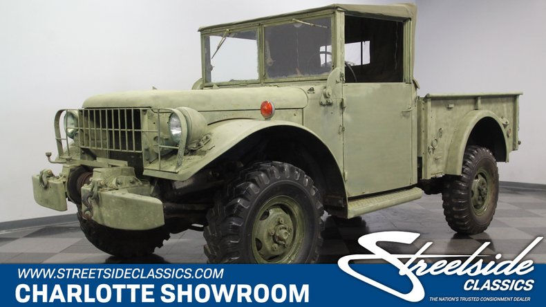 used 1953 Dodge M37 Power Wagon car, priced at $18,995