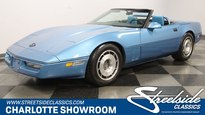 used 1987 Chevrolet Corvette car, priced at $13,995