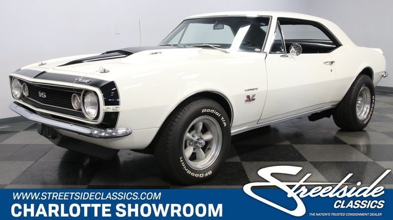 used 1967 Chevrolet Camaro car, priced at $44,995