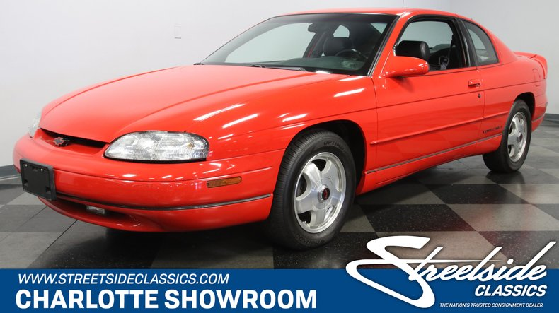 used 1998 Chevrolet Monte Carlo car, priced at $9,995