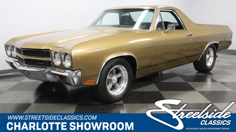 used 1970 Chevrolet El Camino car, priced at $21,995