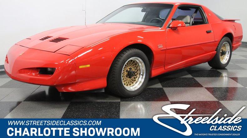 used 1991 Pontiac Firebird car, priced at $17,995