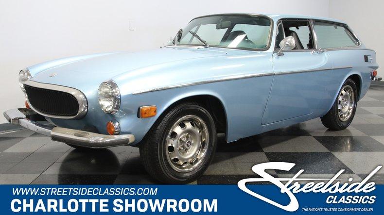 used 1973 Volvo P1800ES car, priced at $20,995