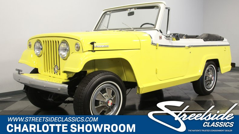 used 1967 Jeep Jeepster car, priced at $31,995
