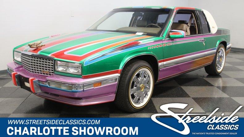used 1991 Cadillac Eldorado car, priced at $14,995