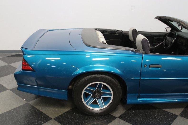 used 1992 Chevrolet Camaro car, priced at $17,995
