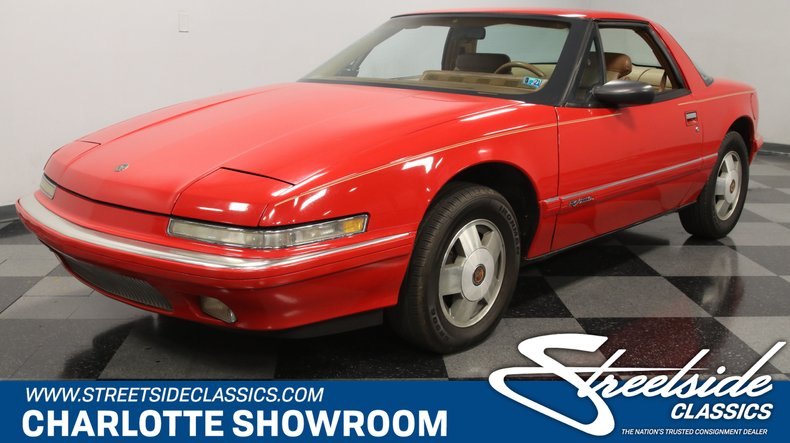 used 1988 Buick Reatta car, priced at $11,995