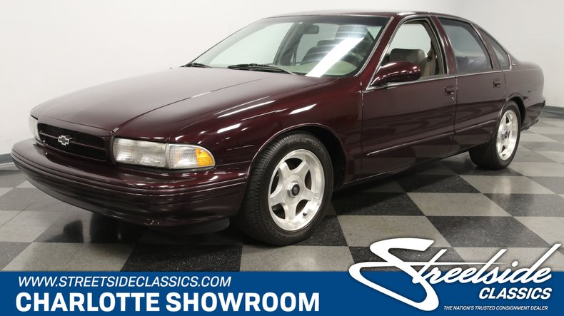 used 1996 Chevrolet Impala car, priced at $18,995