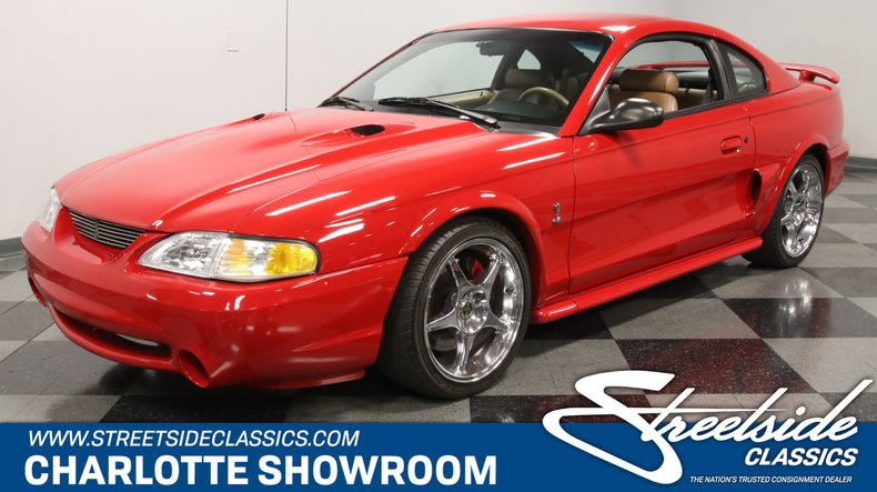 used 1997 Ford Mustang car, priced at $17,995
