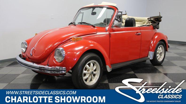 used 1973 Volkswagen Beetle car, priced at $18,995