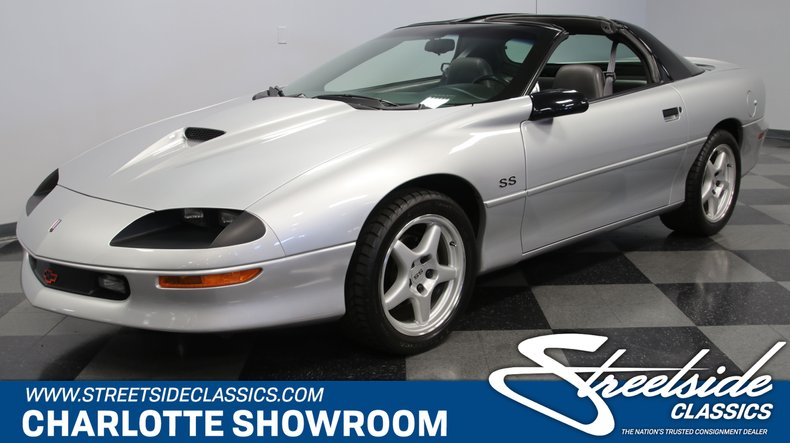 used 1997 Chevrolet Camaro car, priced at $25,995