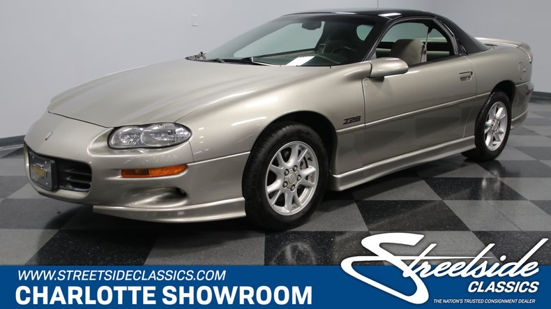 used 2000 Chevrolet Camaro car, priced at $21,995