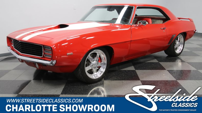 used 1969 Chevrolet Camaro car, priced at $71,995
