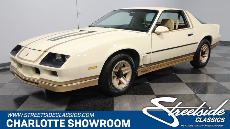 used 1983 Chevrolet Camaro car, priced at $14,995