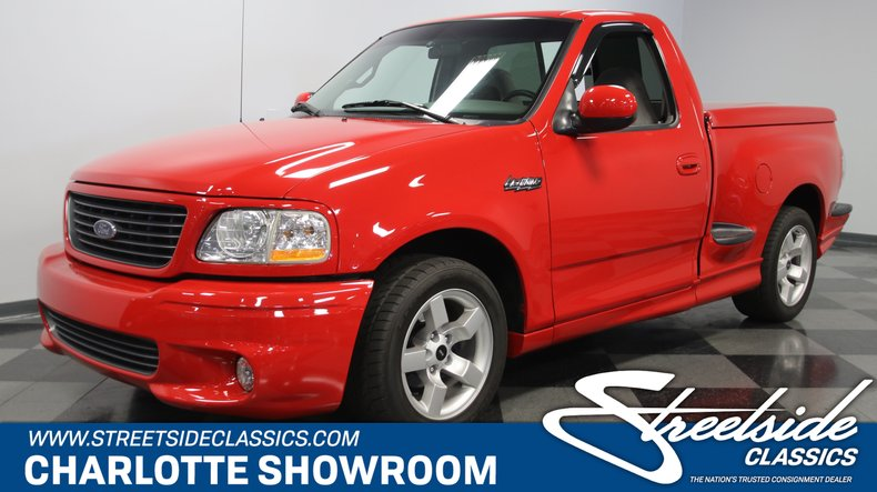 used 2001 Ford F-150 car, priced at $44,995
