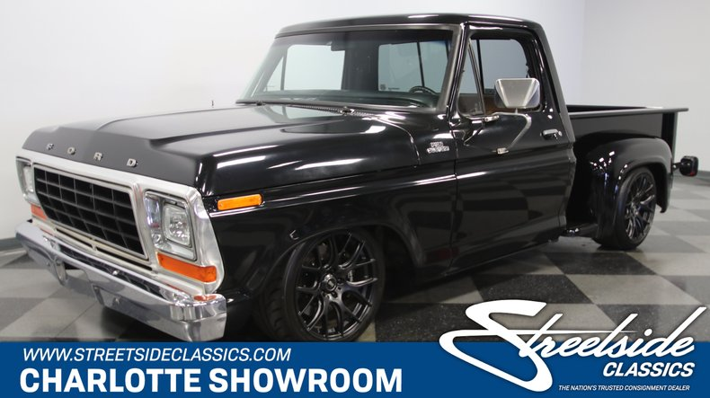 used 1979 Ford F-100 car, priced at $34,995