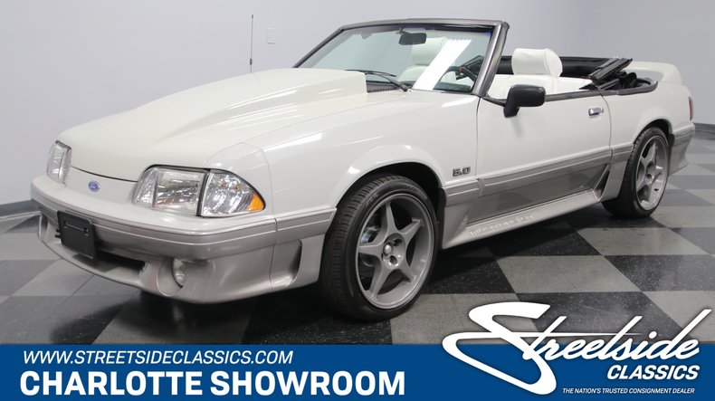 used 1989 Ford Mustang car, priced at $14,995