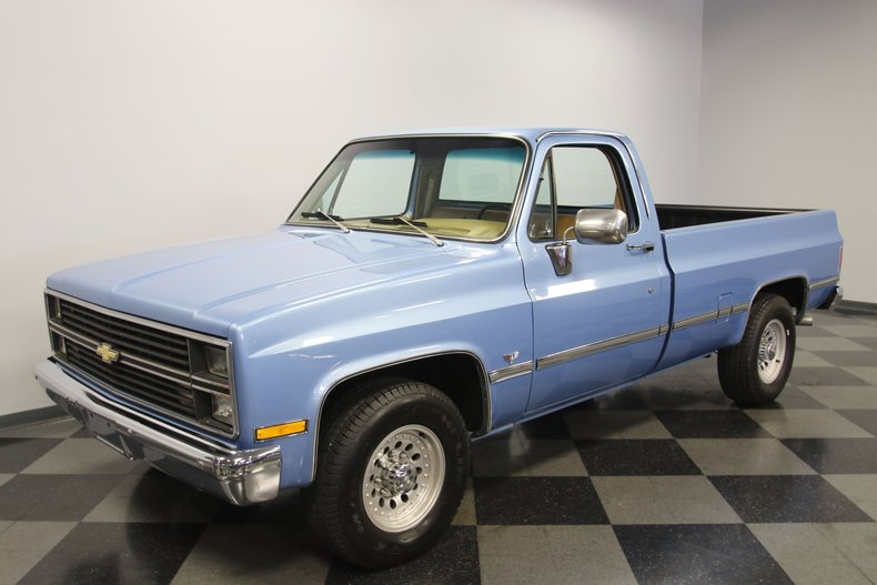 used 1983 Chevrolet C20 car, priced at $24,995