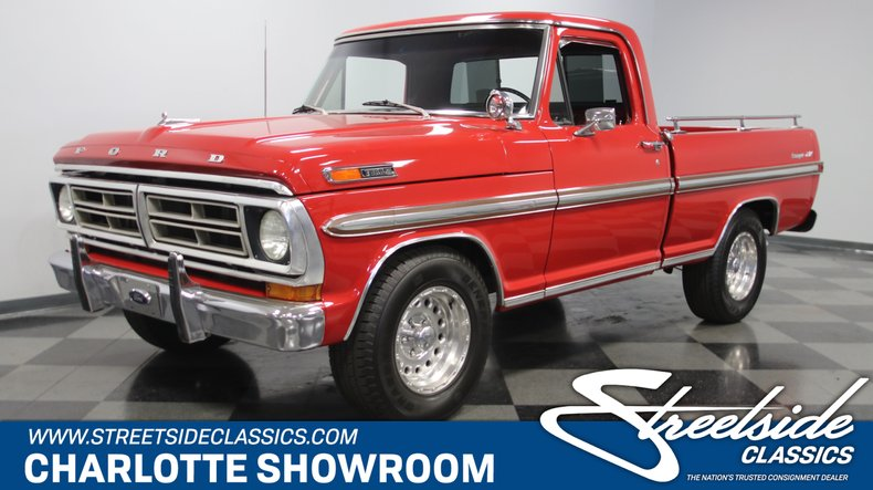 used 1972 Ford F-100 car, priced at $31,995
