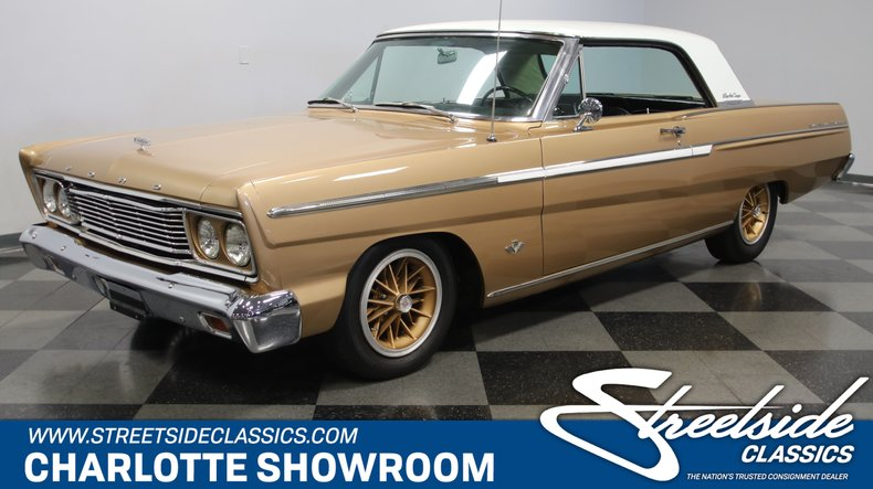 used 1965 Ford Fairlane car, priced at $19,995