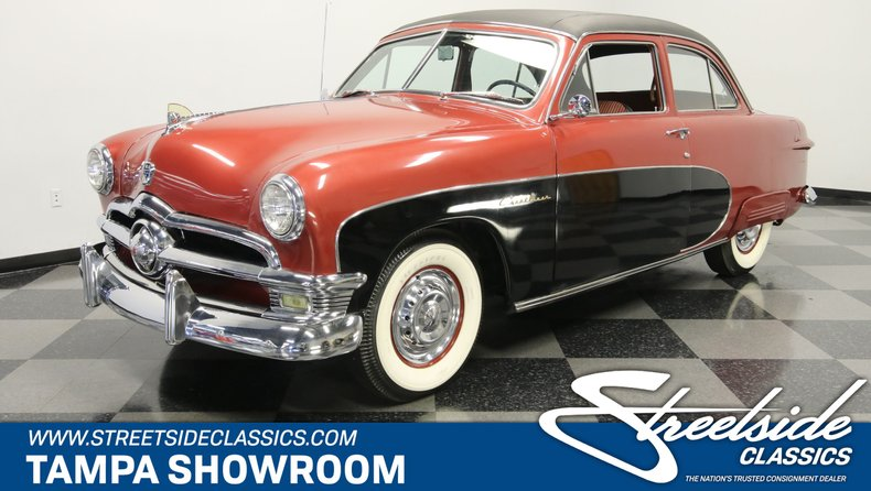 used 1950 Ford Crestline car, priced at $17,995