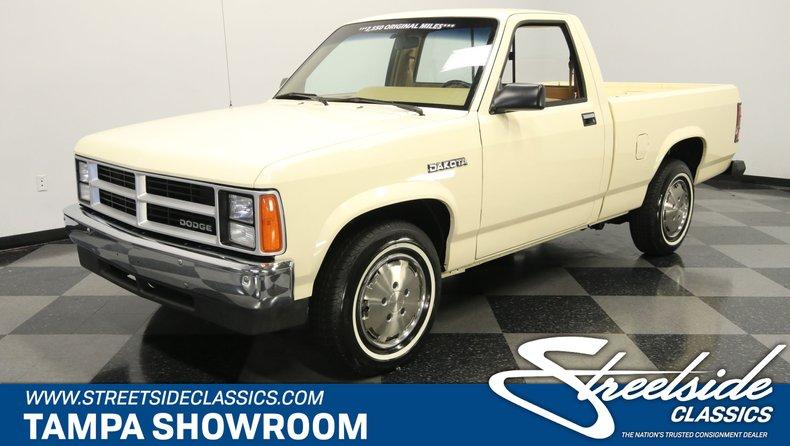 used 1988 Dodge Dakota car, priced at $11,995