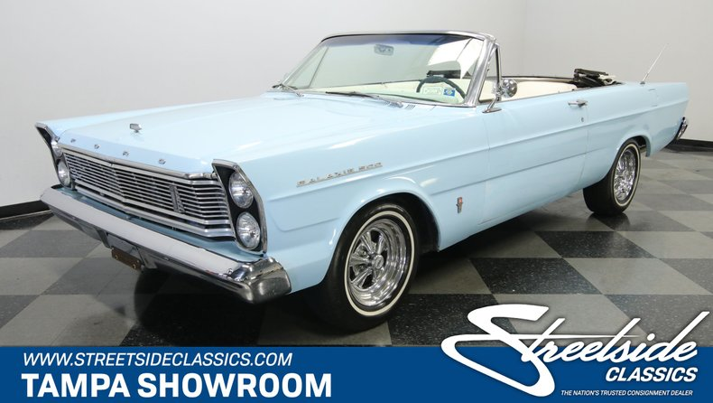 used 1965 Ford Galaxie car, priced at $22,995