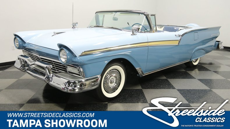 used 1957 Ford Fairlane car, priced at $97,995