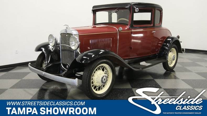 used 1931 Chevrolet Coupe car, priced at $18,995