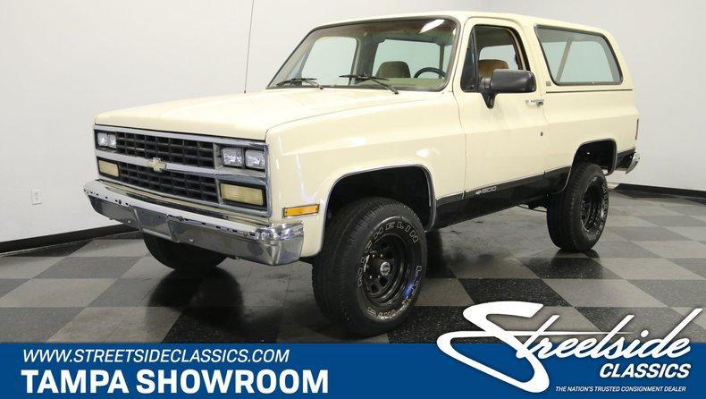 used 1990 Chevrolet Blazer car, priced at $16,995