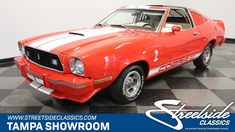 used 1978 Ford Mustang car, priced at $19,995