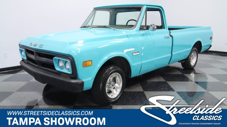used 1968 GMC 1500 car, priced at $19,995