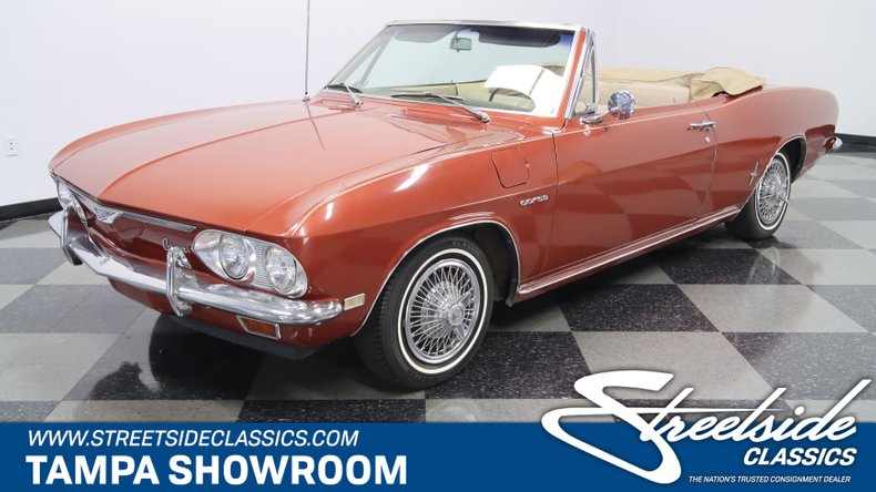 used 1966 Chevrolet Corvair car, priced at $18,995
