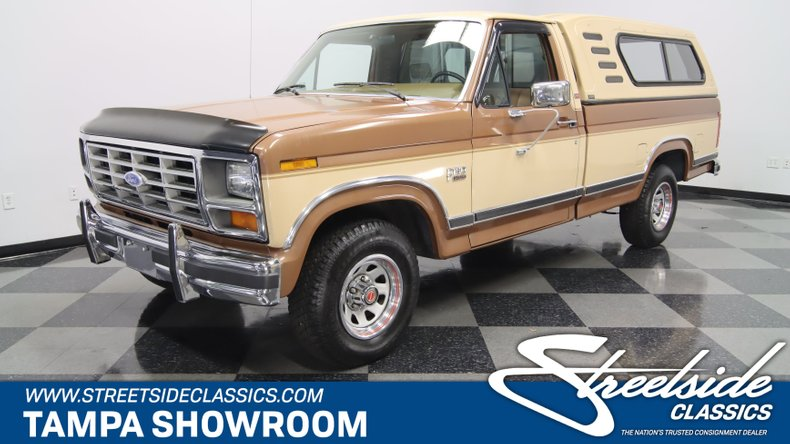 used 1986 Ford F-150 car, priced at $18,995