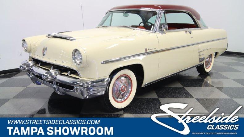 used 1953 Mercury Monterey car, priced at $24,995