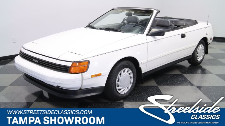 used 1989 Toyota Celica car, priced at $11,995