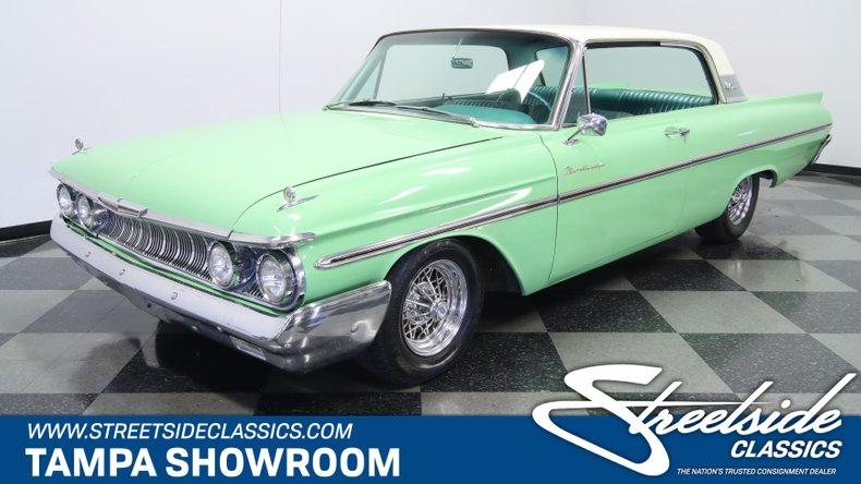 used 1961 Mercury Monterey car, priced at $18,995