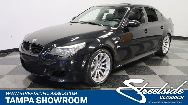 used 2010 BMW M5 car, priced at $29,995