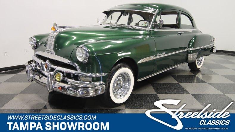 used 1951 Pontiac Chieftain car, priced at $16,995