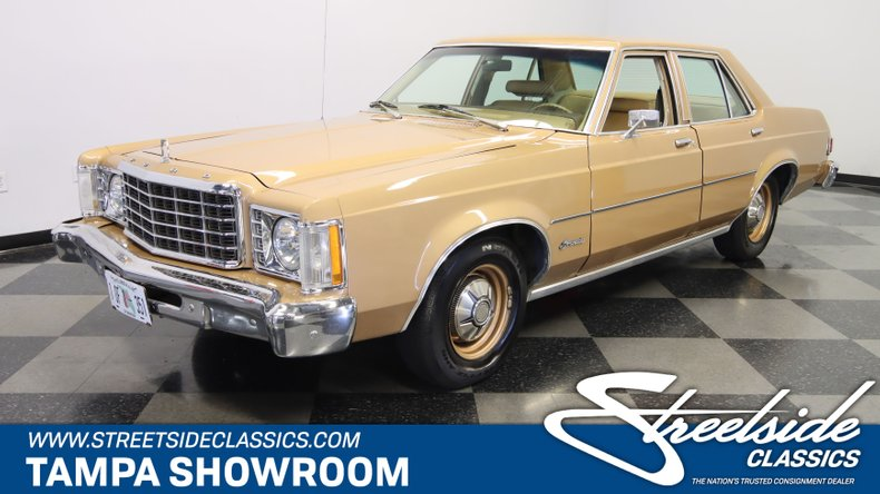 used 1975 Ford Granada car, priced at $8,995